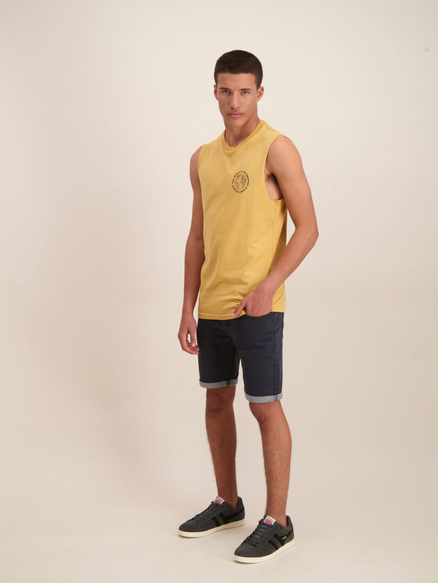 IAN DENIM SHORT