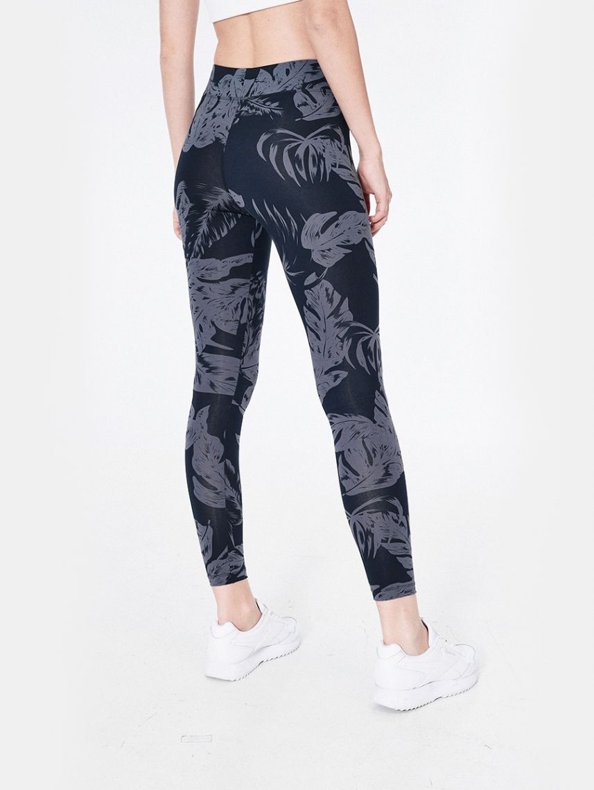 HIGH WAIST PRINTED LEGGING