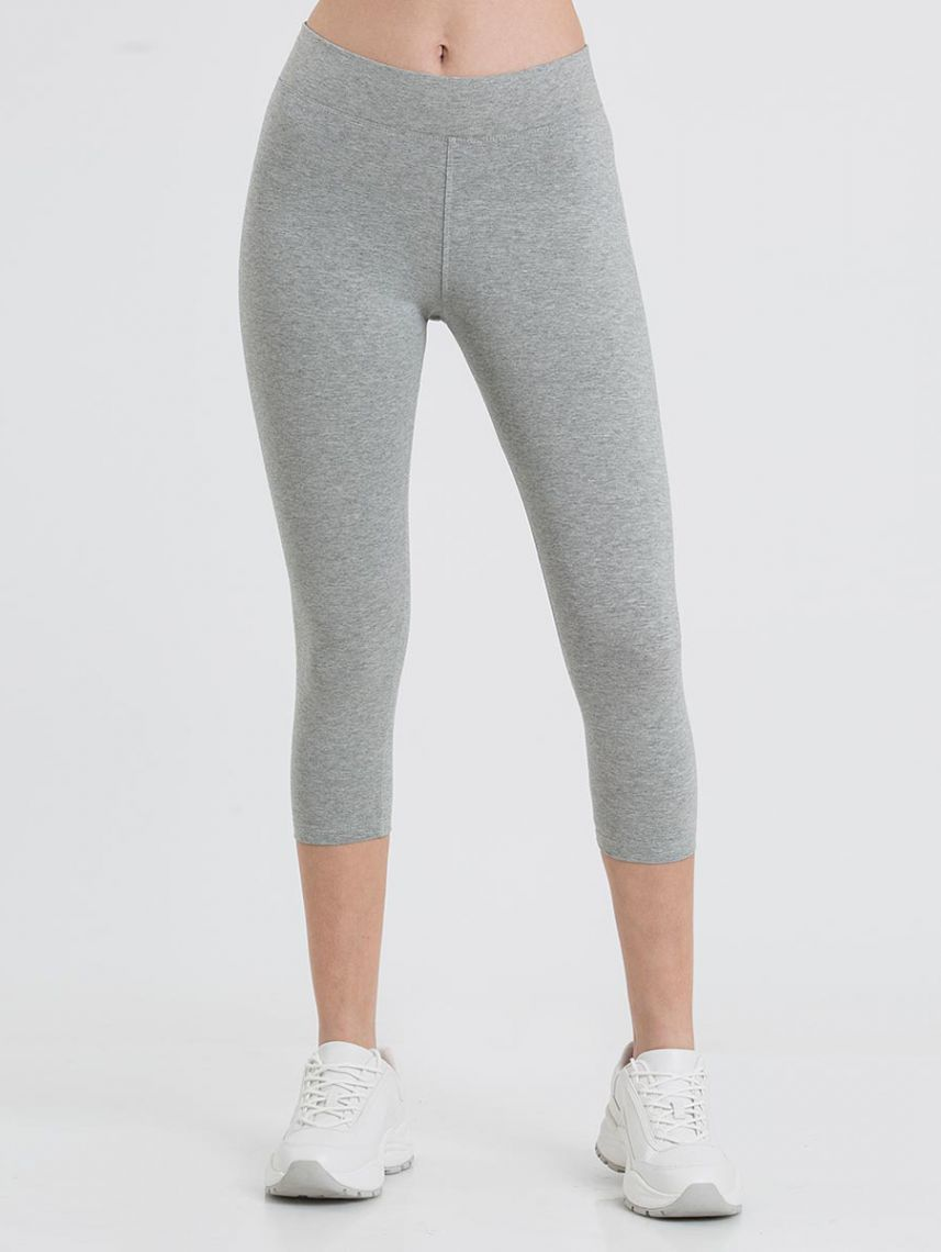 HIGH WAIST 3/4 LEGGING