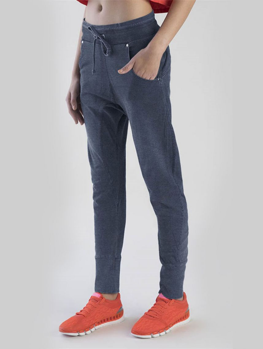 COMO STRETCH DENIM PANTS