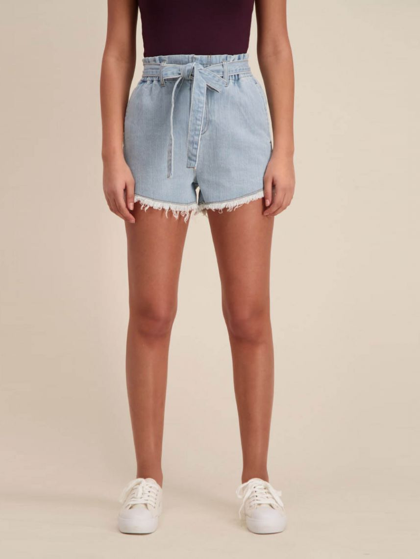 KATE DENIM SHORTS