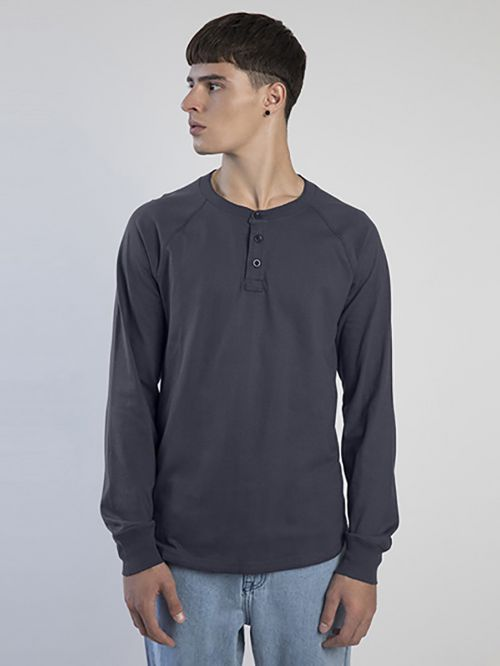 HENLEY MEN׳S SHIRT
