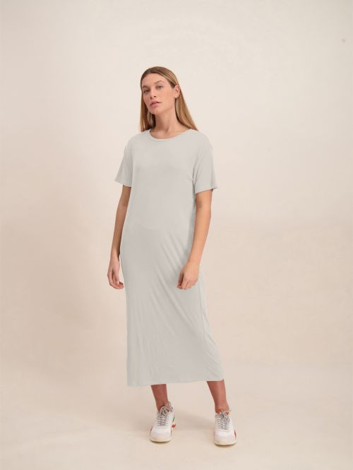 DOWN THE LINE MAXI DRESS