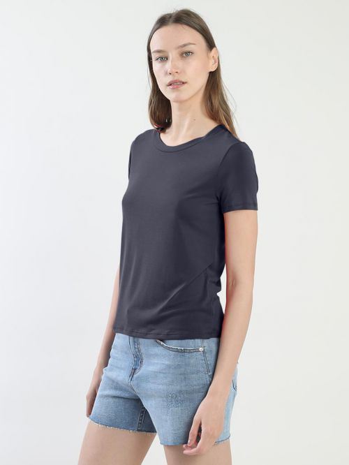 BASIC CUPRO TOUCH TEE