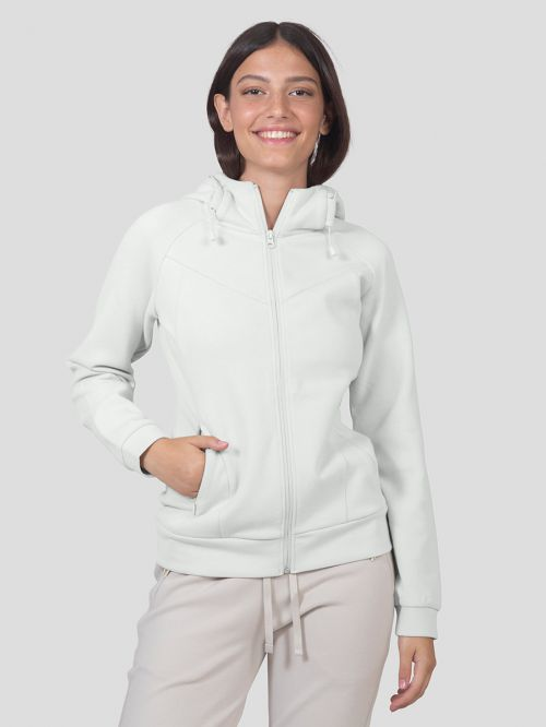 LORAIN ZIP UP SWEATSHIRT