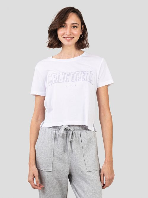 CITIES PRINTED CROPPED T