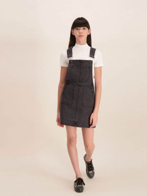 HAILEY DENIM DRESS
