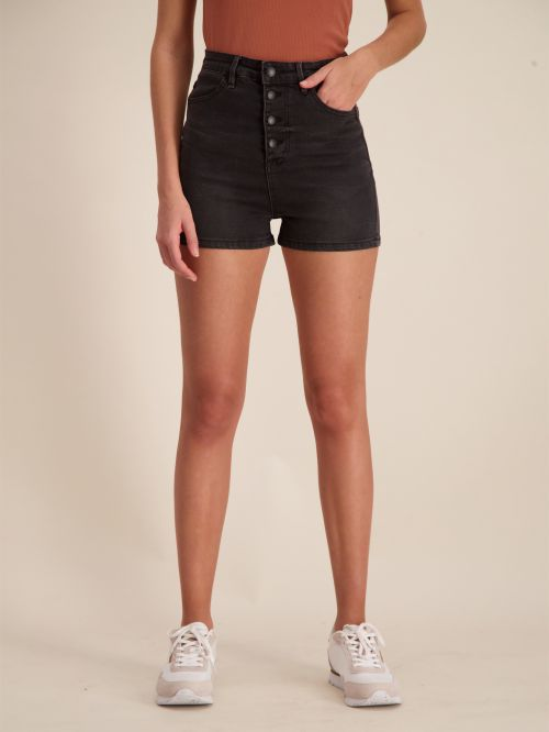 LACEY DENIM SHORT