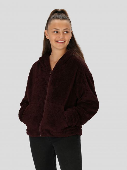 FUR OUT CARDIGAN