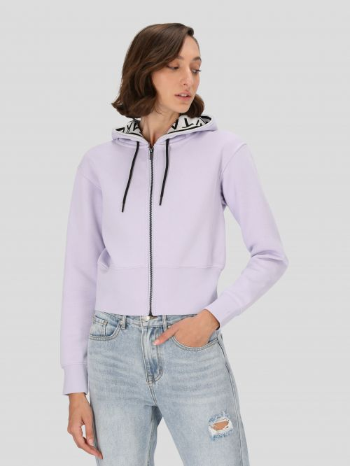 KIMBERLY ZIP UP SWEATSHIRT