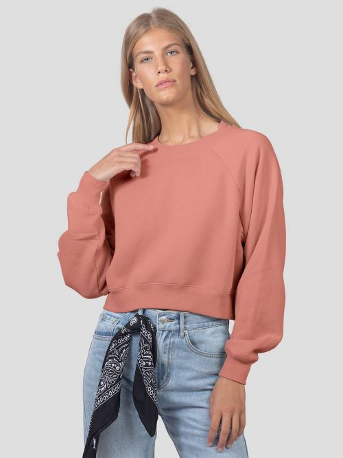 ADDISON CROPPED SWEATSHIRT