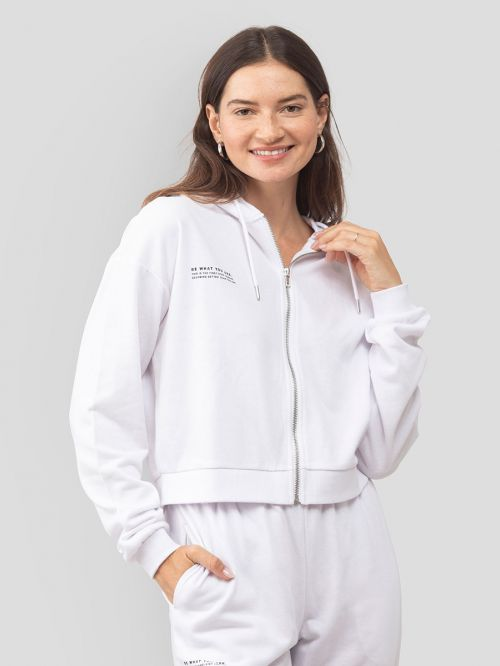 ALL DAY ZIP UP HOODIE