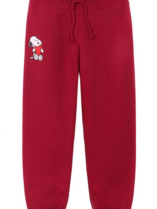 KIDS SNOOPY ELASTIC BOTTOM