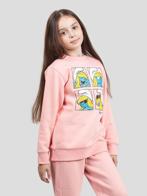 PRINTED KIDS SWEATSHIRT