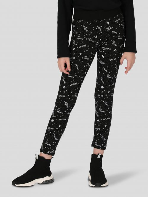 PRINTED WINTER LEGGING