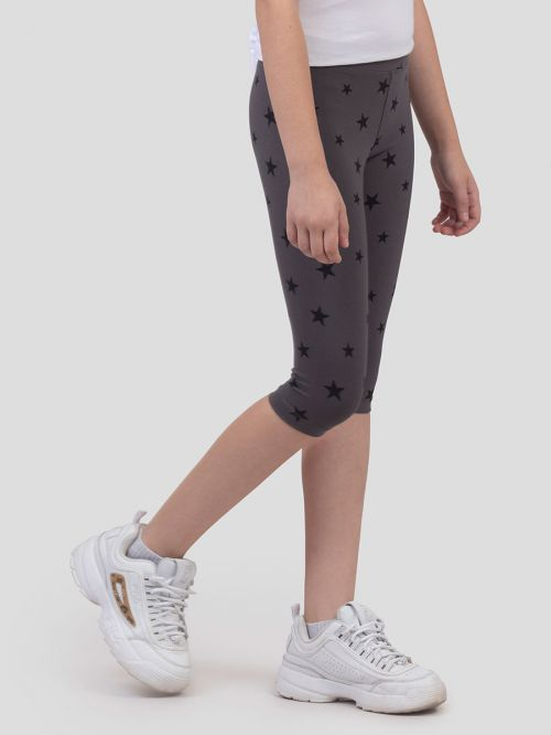 KIDS PRINTED 3/4 LEGGING